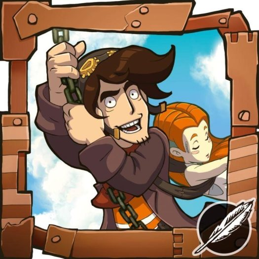 Deponia Announced Exclusively for iPAD by Daedalic