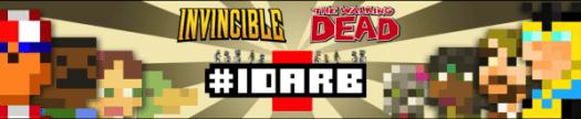 IDARB Walking Dead Gaming Cypher