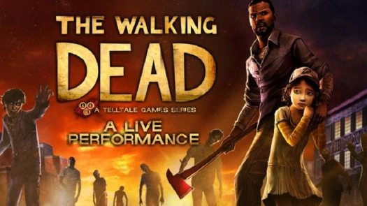Telltale Games and The Walking Dead at San Diego Comic-Con 2015