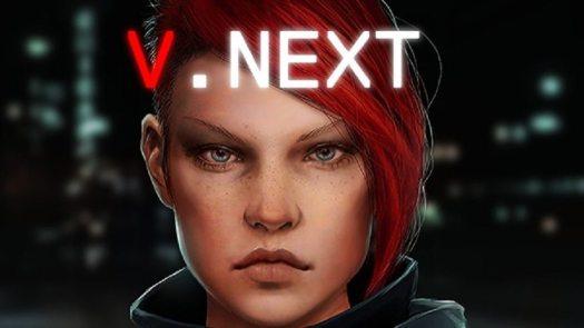 V.Next is Episodic Cyberpunk Adventure Game Launches on Kickstarter