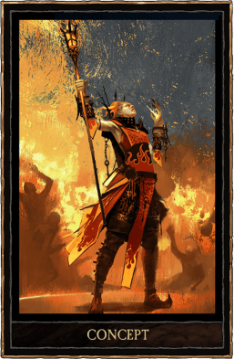 Warhammer End Times Vermintide Bright Wizard Gaming Cypher 2