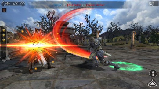 Animation Effects DeathKnight_Relics of Gods_Seasun Holdings Ltd.