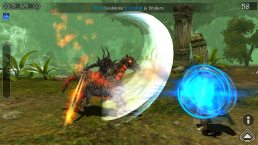 DeathKnight Attack Effects_Relics of Gods_Seasun Holdings Ltd.