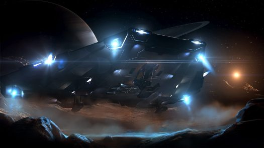 Elite Dangerous: Horizons Beta Now Available