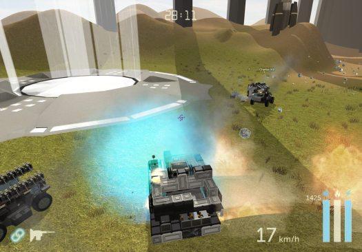 Scraps: Modular Vehicle Combat is Now on Mac & Linux