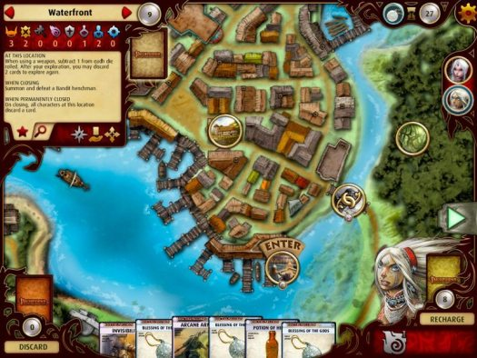 Obsidian Announces Launch Date for Pathfinder Adventures