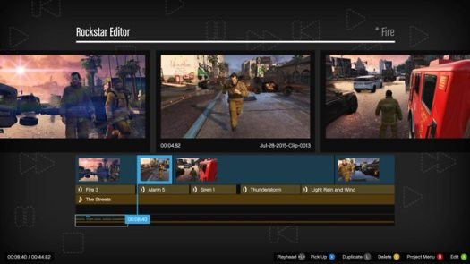 Rockstar Editor Updates Coming in Sep. to PS4 & Xbox One with New Features