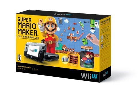 Super Mario Maker Drives 110% Lift in Wii U Hardware Sales