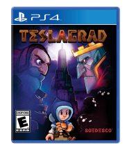 Teslagrad PS4 Gaming Cypher
