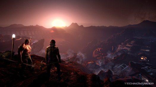 gamescom 2015: The Technomancer Trailer by Focus Home Interactive