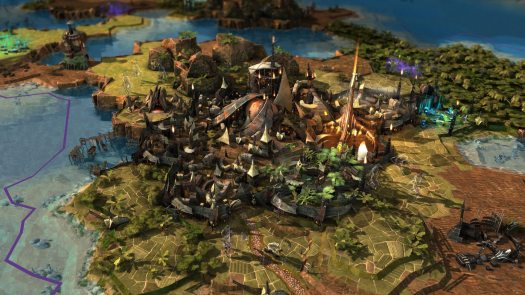 Endless Legend Shadows Expansion Now Available on Steam