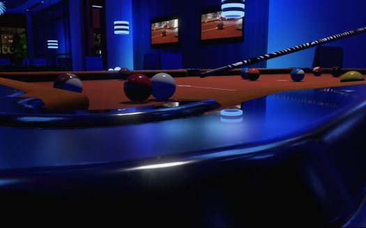Pool Nation FX New Screenshots and Details