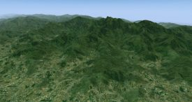 Japanese Islands New Terrain for WB 2016