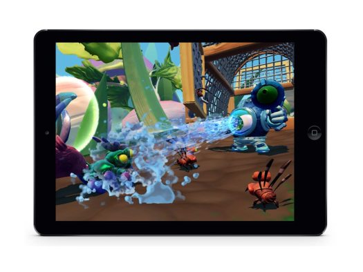 Skylanders SuperChargers Heading to iPad, iPhone and iPod touch