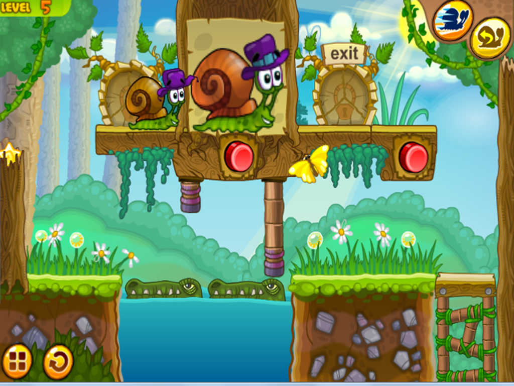 REVIEW Snail Bob 2 on PC - Gaming Cypher