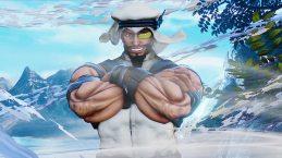 Street Fighter V New Character Rashid Revealed 6