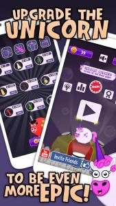 Unicorn Madness: Attack of the Space Sheep Now Available for Android