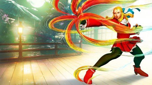 Fan Favorite Character Karin Returns in Street Fighter V