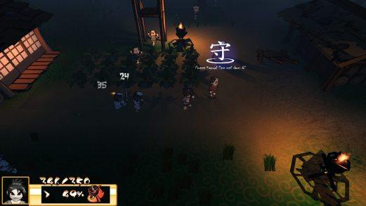 village under attack