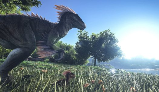ARK: Survival Evolved Launches on Xbox Game Preview Dec.16
