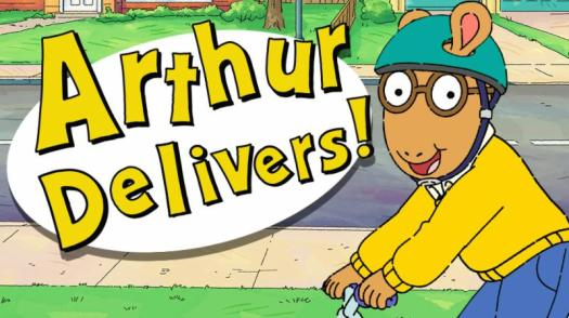 Two New Online Arthur Games Will Delight Kids