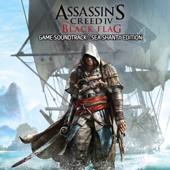 Assassin's Creed Black Flag Sea Shanty Edition Album Cover