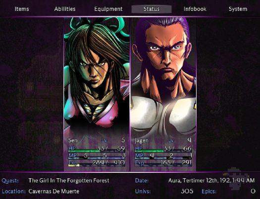 Celestial Tear: Demon's Revenge Launching Nov. 19