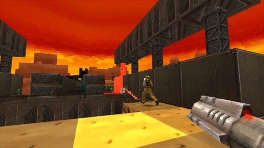 Gunscape to Deliver a Shock to Players' Systems in Time for Halloween