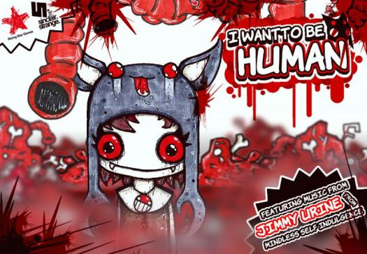 I Want To Be Human to Feature Original Soundtrack by Jimmy Urine