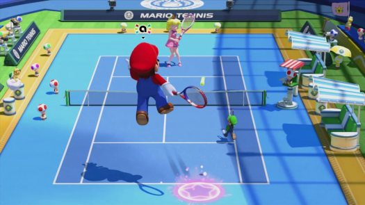 Nintendo Serves Up New Details about Mario Tennis: Ultra Smash