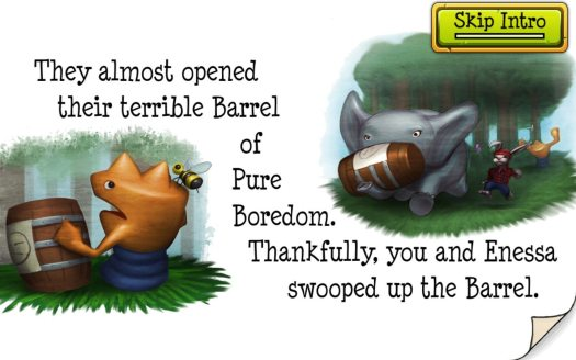 Jack Nimble: Attack of the Boredom Bugs Needs Your Support on Kickstarter
