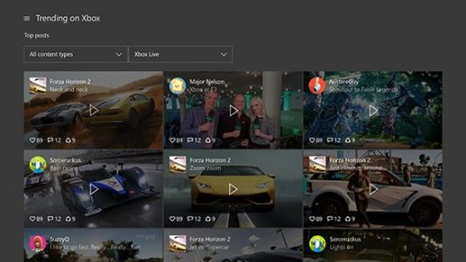 The New Xbox One Experience Coming this November