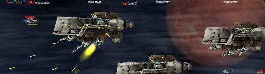 DARIUSBURST Chronicle Saviours Heading Soon to Steam, PS4, and Vita