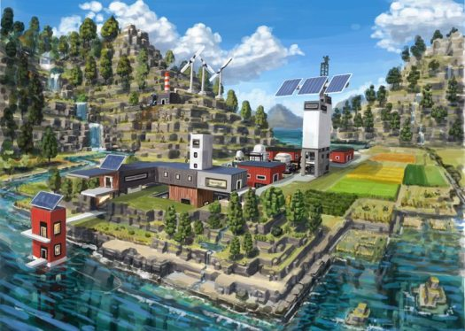 Eco Alpha Releases Today by Strange Loop Games