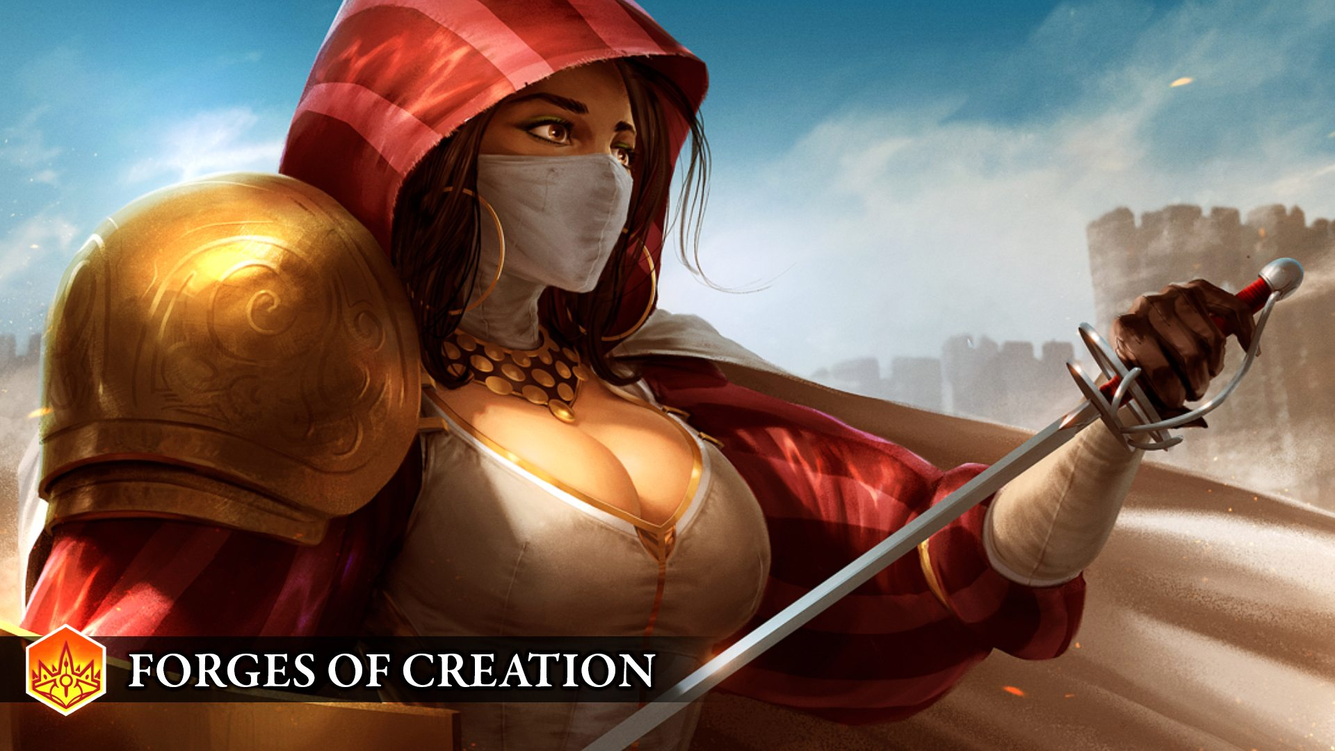 Endless Legend Forges Of Creation Sister Of Mercy Hero