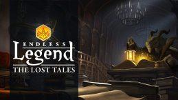 Endless Legend - The Lost Tales - Keyart Gaming Cypher