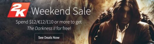Humble Bundle 2K Weekend Sale Gets You Free Copy of The Darkness 2
