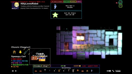 Legend of Dungeon: Masters Open Beta Now Live by Robot Loves Kitty