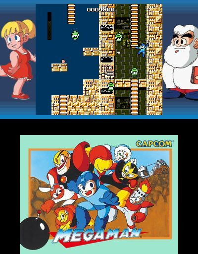 Mega Man Legacy Collection Retail Date Announced, New Nintendo 3DS Collector's Edition and amiibo Coming