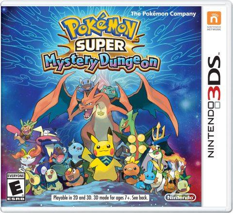 Play as a Fan-Favorite Pokémon in Pokémon Super Mystery Dungeon