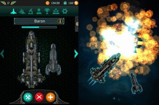 REVIEW for Starside Arena on iPAD