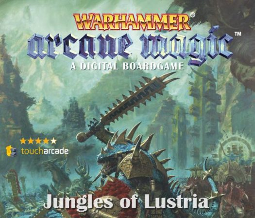 Warhammer: Arcane Magic Major Update and DLC Launched on iPhone & iPAD