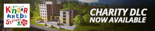 Construction Simulator 2015 Adds St. John's Hospital Fuchsberg Charity DLC