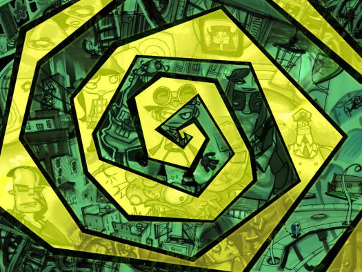 Double Fine Launches Crowdfunding Campaign on FIG for Psychonauts 2