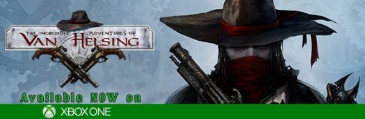 Van Helsing Xbox One Gaming Cypher