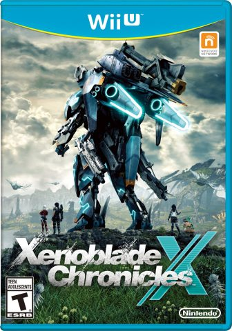 Explore an Alien Planet and Save Humanity from Extinction in Xenoblade Chronicles X
