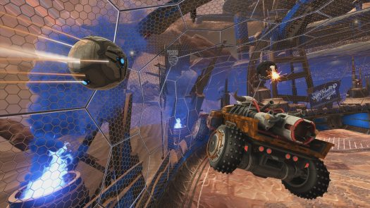 Rocket League is Heading to Xbox One