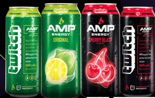 AMP Energy and Twitch Ask Fans to Level Up through Exclusive Gaming Partnership