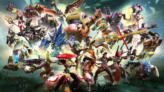 Battleborn Now Available Worldwide