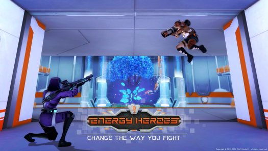 TPS MOBA Energy Heroes Announces PC Early Access June 1st